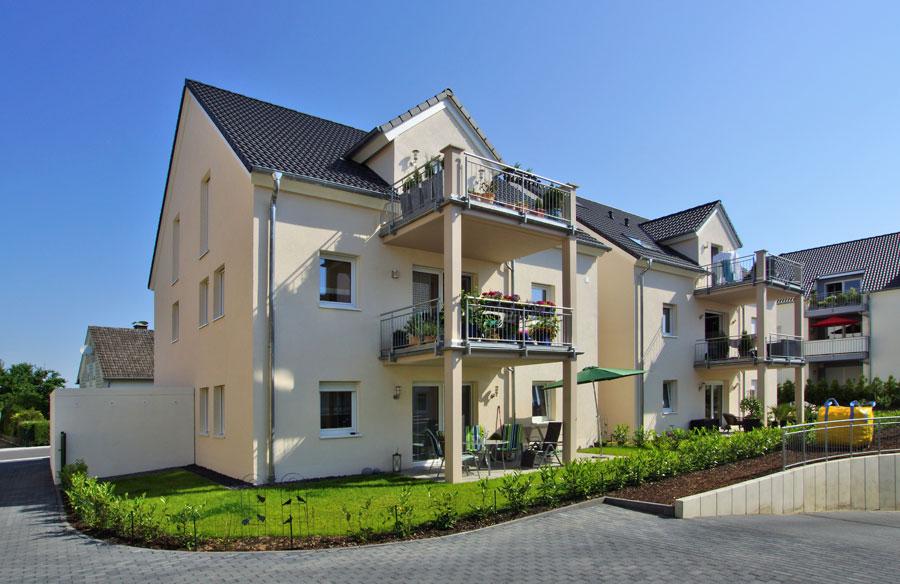 Arend Immobilien GmbH - 15 Familienhaus in Bitburg, Messenweg