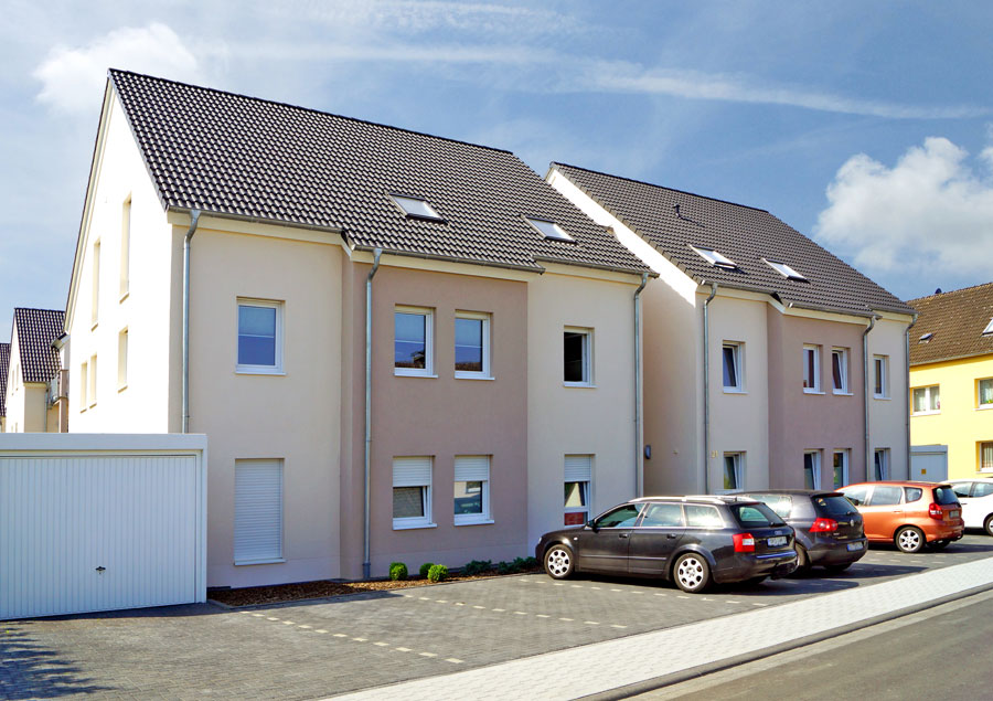 Arend Immobilien GmbH - 6 Familienhaus in Bitburg, Messenweg